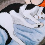 TRUST ME- CADBURY THE CAT – LIMITED EDITION PRINT Ed. 3 of 50