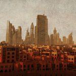 Ltd Ed Giclee Print – DUBAI
