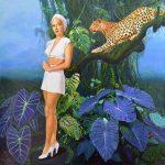 Huntress – Leopard retro