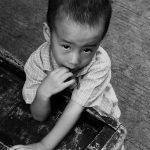 Portrait of a Burmese Child 1/2, Yangon, Myanmar – Ltd Ed Print