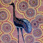 Desert Emu Ltd Ed Print