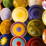 Famous Pottery from Safi, Morocco – Ltd Ed Print