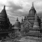 Buddhist Temples 4/4, Old Bagan, Myanmar – Ltd Ed Print