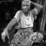 Portrait of an Old Burmese Lady, Mandalay, Myanmar – Ltd Ed Print