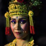 Portrait of a Balinese Dancer 1/2, Bali, Indonesia – Ltd Ed Print