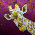 Just Giraffe – Ltd Ed Print