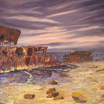 Gayundah – On the Beach
