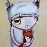 Woodland Fox (A3 Limited Edition Print)