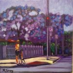 Jacaranda on West Street