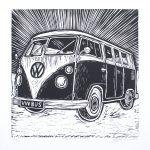 1965 VW Kombi Bus