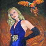 Jungle Siren – Macaw Painting