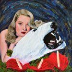 Peekaboo II – Glamour Veronica Lake portrait