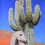 Desert Dream – cactus horse