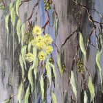 TO BE WITH YOU – YELLOW GUM BLOSSOMS – LTD ED PRINT