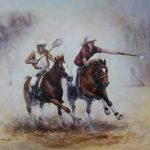 Polocrosse – That Left-handed Catch!