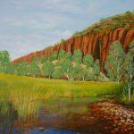 Around Glen Helen Gorge NT