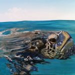 Sea Turtle – Emergence Limited Edition Print
