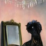 Gold Laced Frizzle – Ltd Ed Print