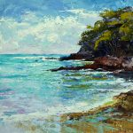Main Beach Noosa Heads Qld Painting
