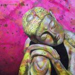 Exhale – Buddah Ltd Ed Print