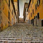 Ltd Ed Giclee Print – THE STEPS