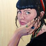 Portrait of Siouxsie