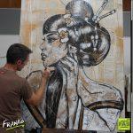Geisha Golden Bling