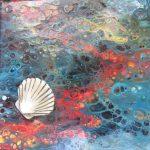 Immersed Treasure – an Underwater Scene