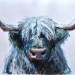 Marley – Highland Cow