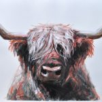 Ruby – Highland Cow