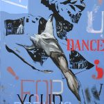 DANCE  FOR YOUR DREAMS Ltd Ed Print on canvas