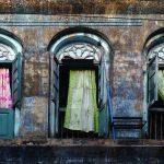 Colonial Facade, Yangon, Myanmar – Ltd Ed Print