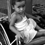 Portrait of a Burmese Child 2/2, Yangon, Myanmar – Ltd Ed Print