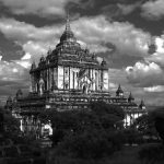 That Byin Nyu, 12th Century Buddhist Temple, Old Bagan, Myanmar – Ltd Ed Print