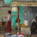 Coffee Shop 2/2, Mandalay, Myanmar – Ltd Ed Print