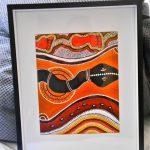 Rainbow Snake Ltd Ed Print