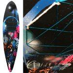 Dream Catcher II Longboard Deck