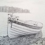 The Boat Ltd Ed Print