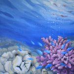 Oceans Blush I