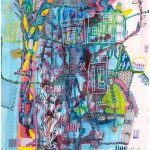 Urban Adventure Large limited edition (Giclee PRINT)