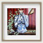 Blue Willow Ltd Ed Print