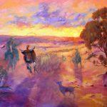 1895 The Runaway Australian Fine Art
