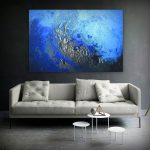 WINTER WATERS – Ltd Ed Print Canvas