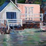 boat shed waiting