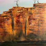 Boab Cliff 1